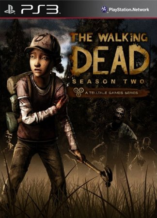 ���� The Walking Dead Season Two ������� ��������� ��� PS