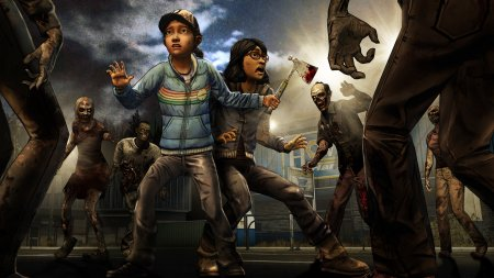 Игра The Walking Dead Season Two Episode 3 скачать для PlayStation