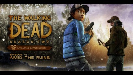 ���� The Walking Dead Season Two Episode 4 ������� ��� PC